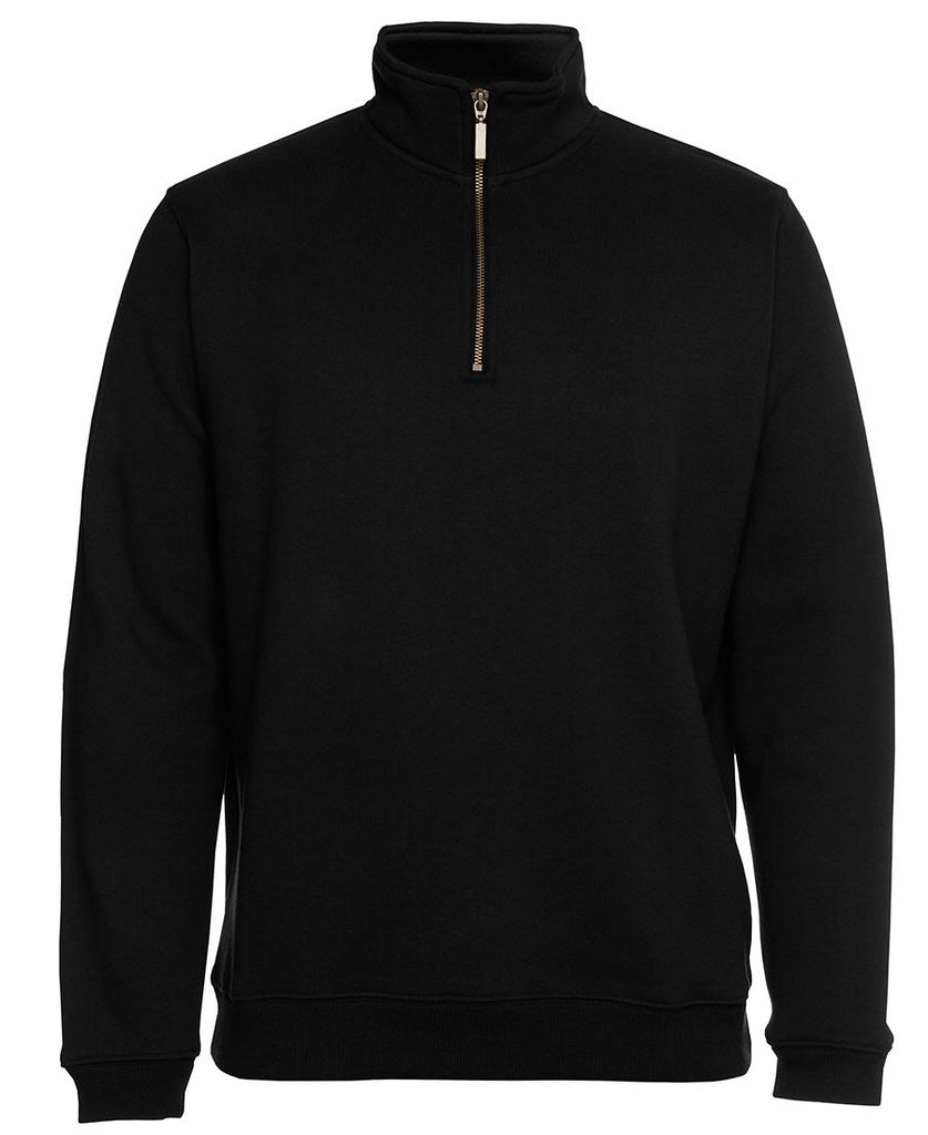 JB's C of C 1/2 Brass Zip Sweat - Ace Workwear