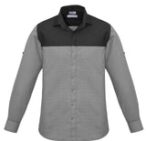 Biz Collection Havana Mens Long Sleeve Shirt (S503ML) - Ace Workwear