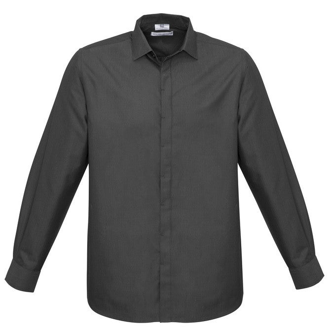Biz Collection Hemingway Mens Long Sleeve Shirt (S504ML) - Ace Workwear