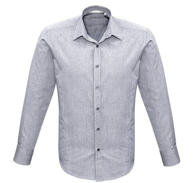 Biz Collection Trend Mens Long Sleeve Shirt (S622ML) - Ace Workwear