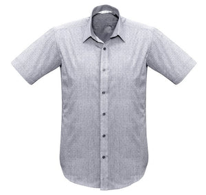 Biz Collection Trend Mens Short Sleeve Shirt (S622MS) - Ace Workwear
