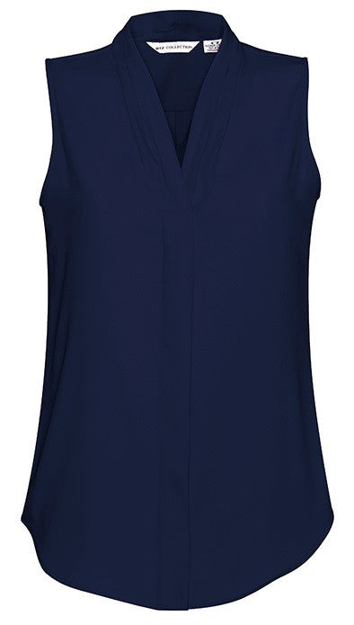 Biz Collection Madison Sleeveless Ladies Top (S627LN) - Ace Workwear