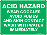 Emergency Information Safety Signs - Ace Workwear