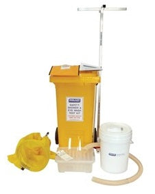 PRATT Shower Test Kit With Bin (SETESTKIT)