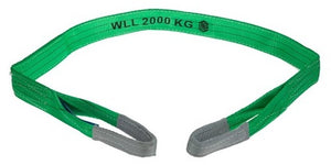 LINQ Sling Flat 8:1 WLL Polyester 2 Tonne