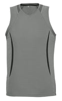 Biz Mens Razor Singlet - Ace Workwear