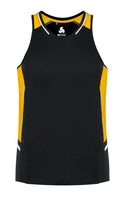 Biz Mens Renegade Singlet - Ace Workwear