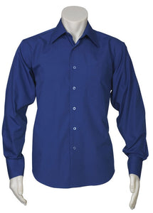 Biz Collection Metro Mens Long Sleeve Shirt (SH714) - Ace Workwear