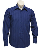 Biz Collection Mens Manhattan Long Sleeve Shirt (SH840) - Ace Workwear