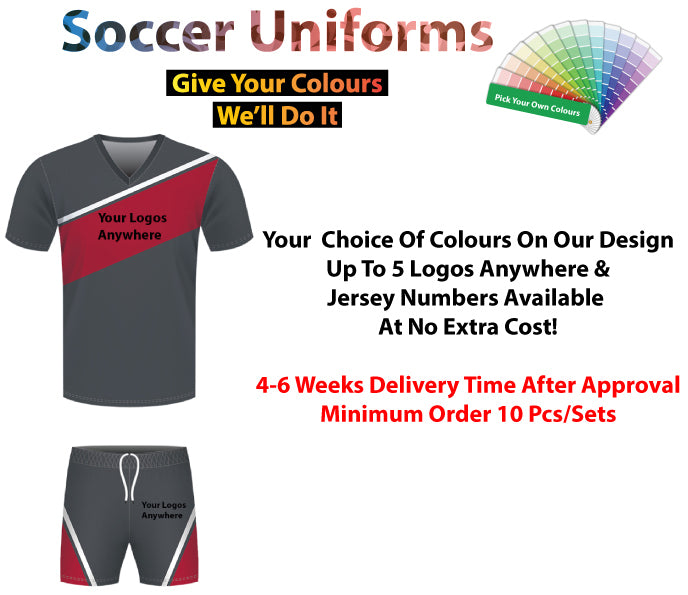 The Victory Soccer Uniform Set - Ace Workwear
