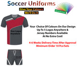 The Watform Soccer Uniform Set
