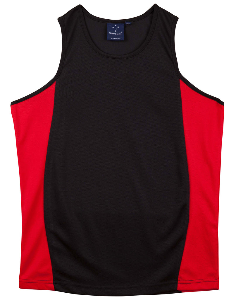 Winning Spirit Teammate Singlet Men's - Ace Workwear
