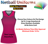 The Darter Netball Dress - Ace Workwear