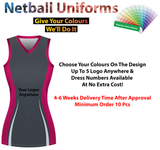 The Firebird Netball Dress - Ace Workwear (10631018957)