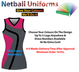 The Fury Netball Dress - Ace Workwear