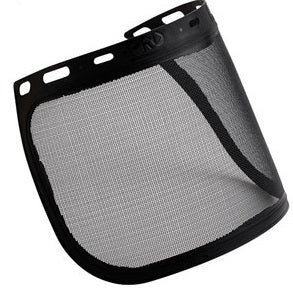 Pro Choice Visor To Suit Pro Choice Safety Gear Browguards (BG & HHBGE) Mesh Lens (VM) - Ace Workwear