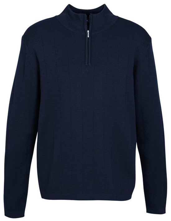 Mens 80/20 Wool-Rich Pullover (WP10310) - Ace Workwear