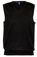 Biz Care Mens Milano Vest - Ace Workwear