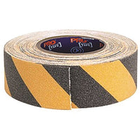 Self Adhesive Non Slip Grip Hazard Tape Yellow/Black