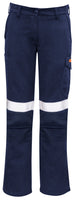 Syzmik FR Womens Taped Cargo Pant