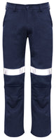 Syzmik FR Mens Traditional Style Taped Work Pant - Ace Workwear