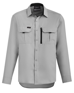 Mens Outdoor Long Sleeve Shirt (ZW460)