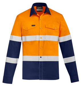 Mens Hi Vis Lightweight Bio Motion Shirt (ZW520)