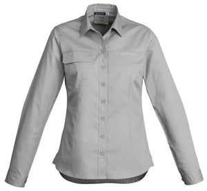 Womens Lightweight Tradie Long Sleeve Shirt (ZWL121)