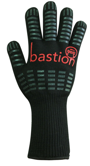 Bastion Zamora - Silicone Grip Heat Resistant Gloves - Carton (24 Pairs) (BSG91835) - Ace Workwear (4428523569286)