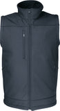 Bocini Mens Ripstop Soft Shell Vest - Ace Workwear