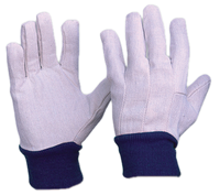 Cotton Drill Mens Gloves - Carton (300 Pairs) - Ace Workwear