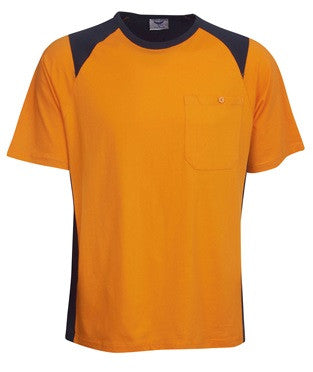 Hi Vis Cotton T-shirt - Ace Workwear