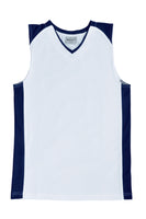 Bocini Mens Basketball Singlet - Ace Workwear
