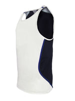 Bocini Unisex Adults Sublimated Sports Singlet - Ace Workwear