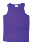 Bocini Unisex Adults Breezeway Micromesh Singlet - Ace Workwear