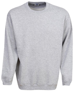 Adults Traditional Fleecy Crew Neck Sloppy Joe (F01) - Ace Workwear