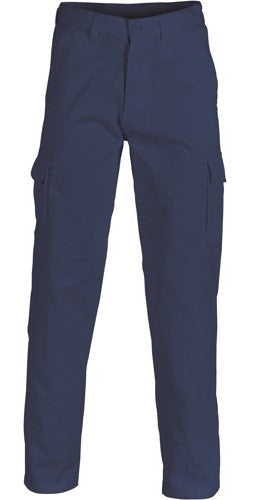 DNC's Middle Weight Cool - Breeze Cotton Cargo Pants - Ace Workwear