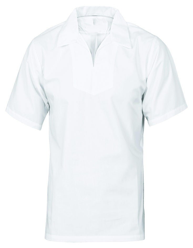 DNC V-Neck Food Industry Jerkin Short Sleeve (1311) - Ace Workwear (8447581453)