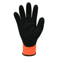 Bastion Modina Orange Acrylic Thermal Gloves - Carton (72 Pairs) (BSG7763) - Ace Workwear