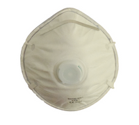 Dusk Mask P2 with Valve - Box (10 Pcs) - Ace Workwear