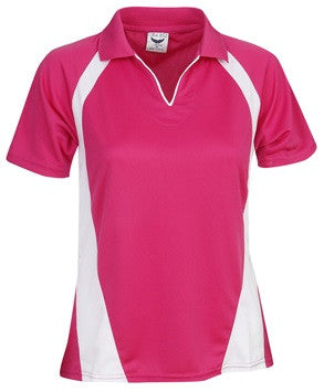 Ladies Coolfast Mini-Waffle Polo (P48) - Ace Workwear