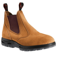 Suede Redback Safety Boot (USBBA) - Ace Workwear