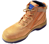Typhoon Side Zipper Vault Safety Boot - Ace Workwear