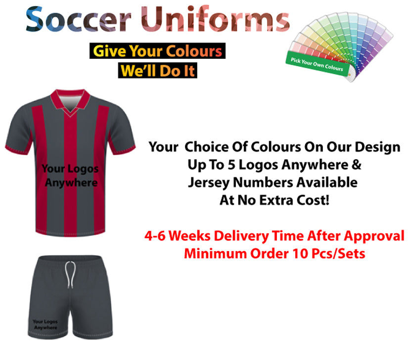 The Barcelona Soccer Uniform Set - Ace Workwear (10519328845)