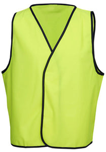 Hi Vis Safety Vest (V81) - Ace Workwear