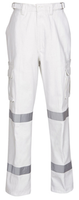 Cargo Pants With Double Hoop Reflective Tape (W93) - Ace Workwear