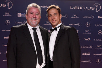 Chad and Bert le Clos