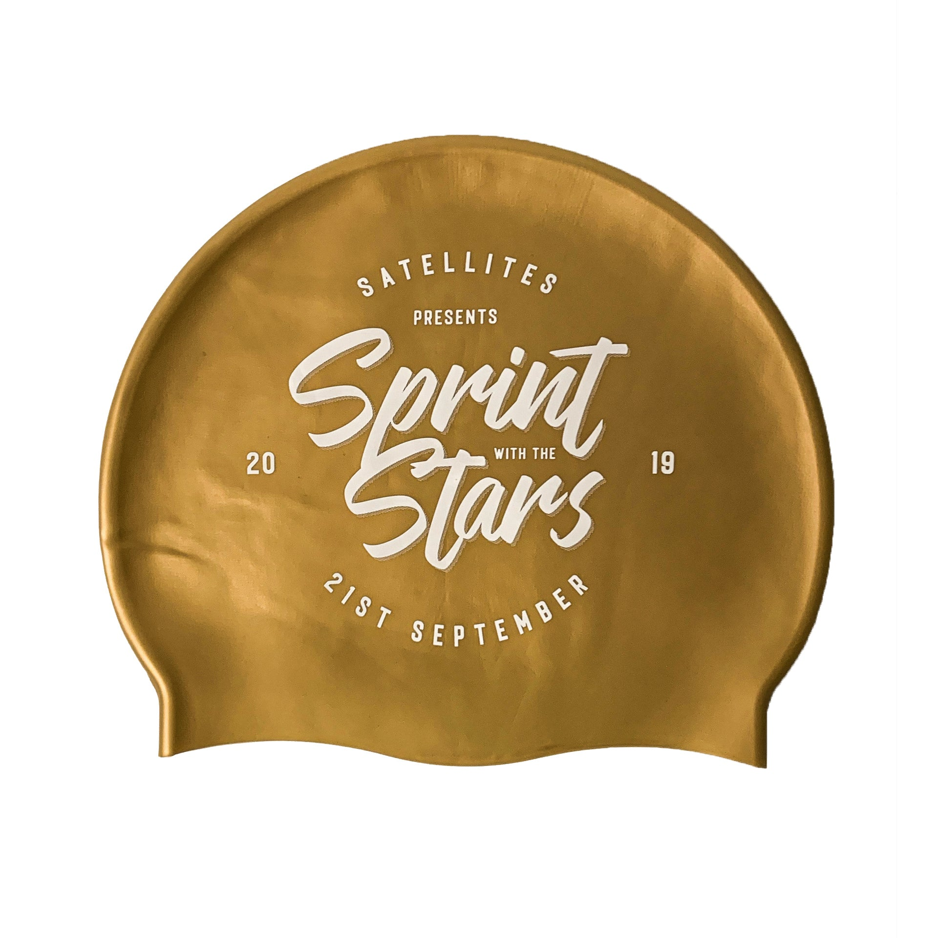 Sprint With The Stars 2019 Swim Hat