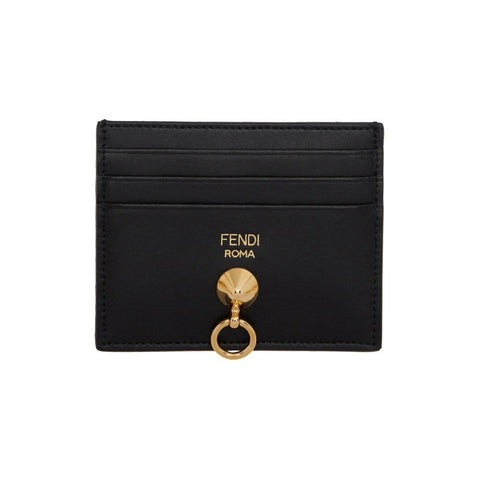 Fendi Case By The Way Calf Leather Black 8M0269 at_Queen_Bee_of_Beverly_Hills