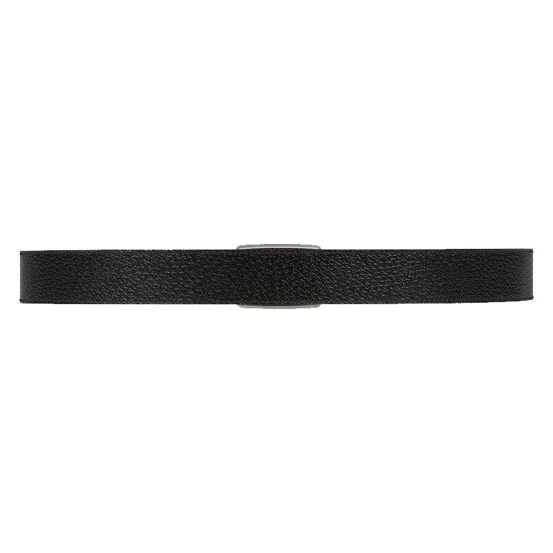 Gucci Black Mens Leather Belt Metal Logo Buckle 90/36 523311 at_Queen_Bee_of_Beverly_Hills